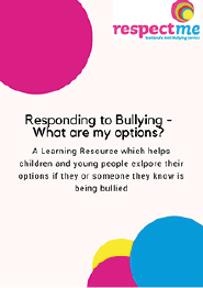 Bullying PDF resource